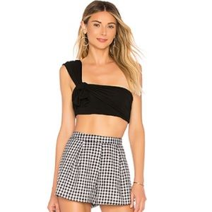 Lovers + friends Timmy crop S NWOT